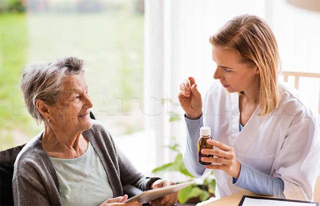 Особенности приема лекарств у пожилых людей
