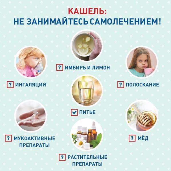 Как избавиться от кашля? Советы доктора