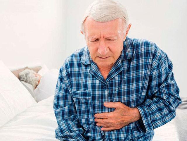 Аппендицит у пожилых