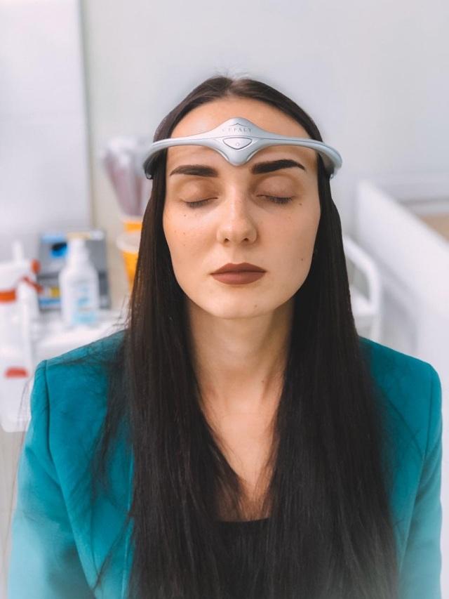 Массаж от головной боли и мигрени