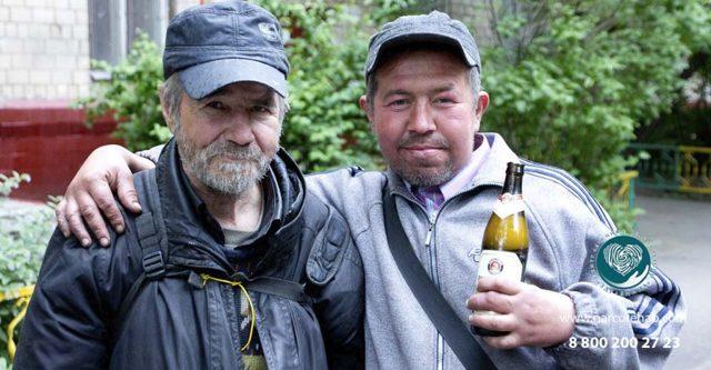 Алкоголизм: первые симптомы и методы лечения
