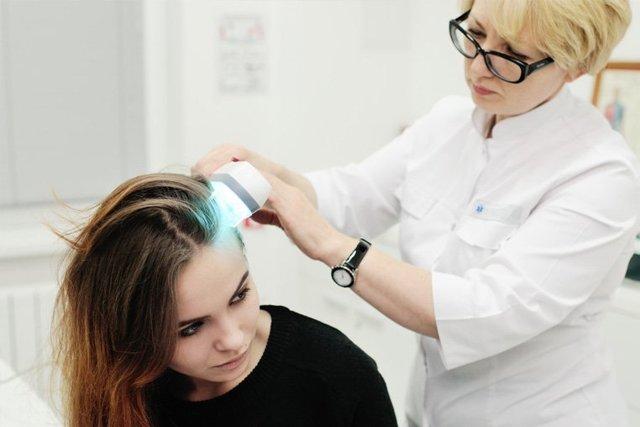 Необычные средства от выпадения волос