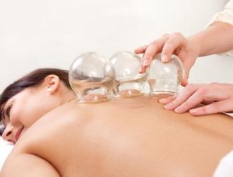 Баночный (вакуумный) массаж