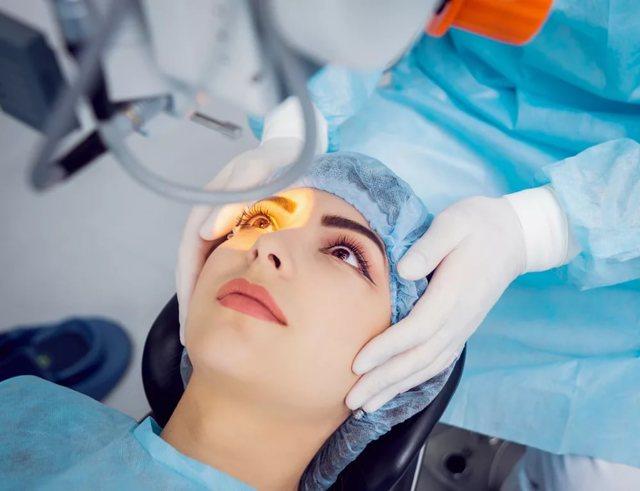 Катаракта, лечение катаракты