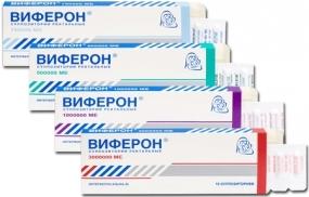 Популярные противовирусные препараты для лечения орви
