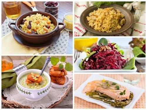 Лечебное питание при повышенном уровне холестерина: особенности меню