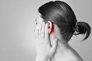 Фурункул слухового прохода и экзема ушной раковины