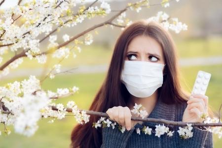 Весенний поллиноз. Как жить с аллергией